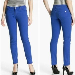 Kate Spade Broome St Skinny Ankle Jeans- Size 26